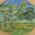 Manx Cat by Corey Jenny