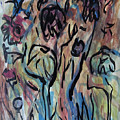 Many A Flower by Katt Yanda
