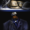Many Hats One Collar by Reggie Duffie
