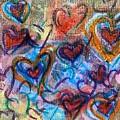 Many Hearts by Jan Pellizzer