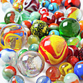 Many Marbles  by Garry Gay
