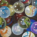 Many Marbles by Joyce Geleynse