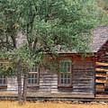 Manzana Schoolhouse - 1895 by Soli Deo Gloria Wilderness And Wildlife Photography