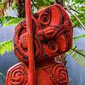 Maori Guardian by Roberta Bragan