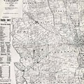 Map Of Franklin County Ohio 1883 by Mountain Dreams