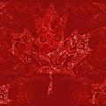 Maple Leaf Filigree Pattern by Katherine Nutt