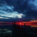Maplehurst Dock by Joe Holley