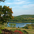 Maplewood State Park by James Peterson