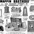 Mappin Brothers Ad, 1895 by Granger