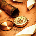 Maps And Bearings by Jorgo Photography - Wall Art Gallery