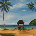 Maracas Bay 2 by Samantha Rochard