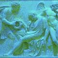 Marble Angel Relief by Leonore VanScheidt