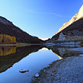 Marble Canyon Autumn Reflection by Pierre Leclerc Photography