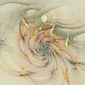 Marble Spiral Colors by Deborah Benoit