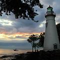 Marblehead Lighthouse by Angela Murdock