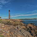 Marblehead Lighthouse by Brian MacLean