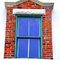 Marblehead Window by Beth Akerman