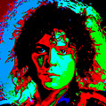 Marc Bolan by Martin James