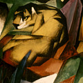 Marc: The Tiger, 1912 by Granger