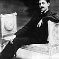 Marcel Proust, French Author by Omikron