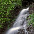 March Cataract Falls Mount Greylock by John Burk