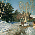 March by Isaak Ilyich Levitan