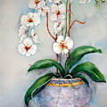 March Orchids by Cheryl Ehlers