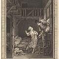 Marchez Tout Doux, Parlez Tout Bas by Pierre-philippe Choffard After Pierre-antoine Baudouin