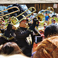 Marching Band Brass by Sarah Maple