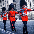 Marching Grenadier Guards by Mike Goldstein