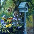 Marcia's Garden by Donna Tuten
