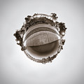 Marcy Casino - Tiny Planet by Chris Bordeleau