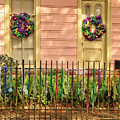 Mardi Gras Cottage, New Orleans by Kay Brewer