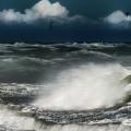 Mareggiata A Ponente - Eastern Seastorm by Enrico Pelos