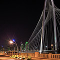 Margaret Hunt Hill Bridge Dallas by Tod and Cynthia Grubbs