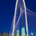 Margaret In Dallas Blue by Rospotte Photography