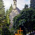 Margarethenkapelle 4 by Bob Phillips