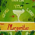 Margaritas by Amanda Clark