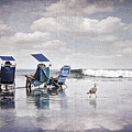 Margate Beach Relaxation by Alissa Beth Photography