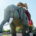 Margate New Jersey - Lucy The Elephant by Bill Cannon