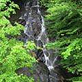 Margaurite Falls Berkshires by John Burk