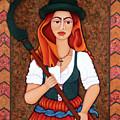 Maria Da Fonte - The Revolt Of Women by Madalena Lobao-Tello