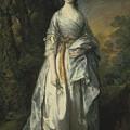 Maria Lady Eardley, 1766 by Thomas Gainsborough