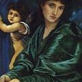 Maria Zambaco 1870 by BurneJones Edward