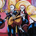 Mariachi IIi by Sharon Sieben