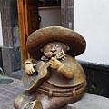 Mariachi Sculpture by Juan Gnecco