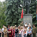 Mariage Under Lenin's Protection by Roland Bouvier