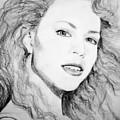Mariah by Terry Groehler