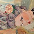 Marie Antoinette  by Nohemi James