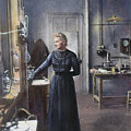 Marie Curie (1867-1934) by Granger